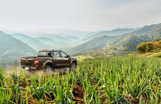 Alaskan de Renault: Un orgullo francés que llega al Maule
