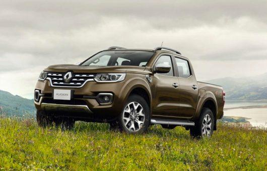Renault Alaskan: La apuesta francesa para el segmento de las pick up