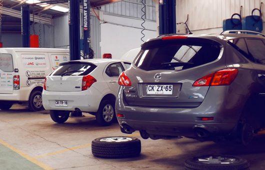 Automotora Arauco, DERCO en Talca: La importancia de una buena mantención preventiva