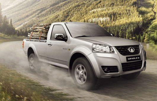 """Automotora Arauco: """"Wingle 5"""", una camioneta hecha para el placer de conducir"""