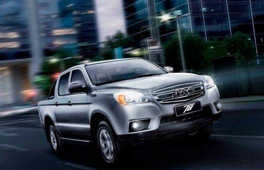 JAC T6 Diesel: La pick up que llegó a enamorar a Automotora Arauco